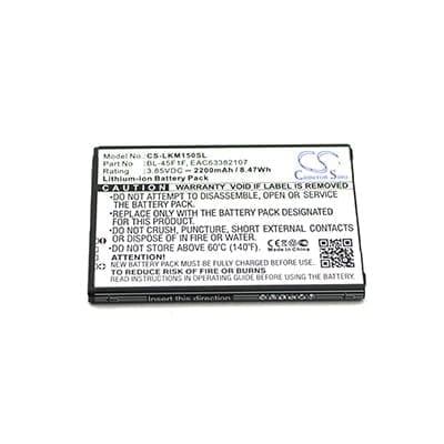 Аккумулятор CS-LKM150SL- LG K10 Pro 2017 (BL-45F1F)