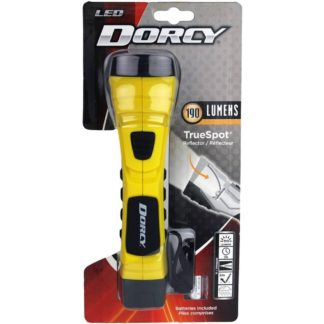 Фонарь Dorcy Cyber Light 41-4750 180-Lumen (4*AA) /ручной