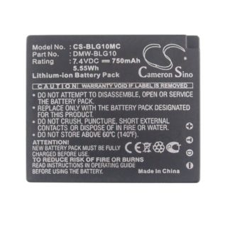 Аккумулятор CS-BLG10MC - Panasonic DMW-BLG10