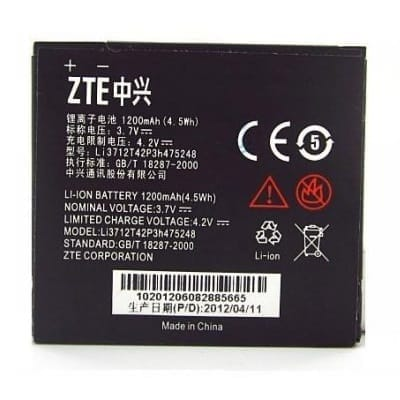 Аккумулятор ZTE P736