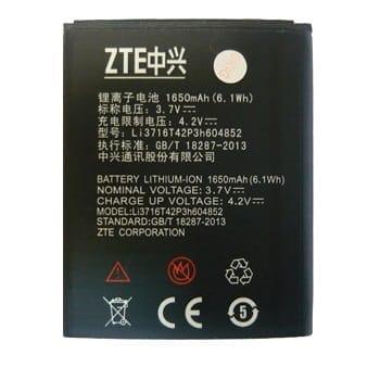 Аккумулятор ZTE Q507T
