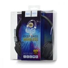 Наушники Bluetooth накладные с микрофоном Hoco W25