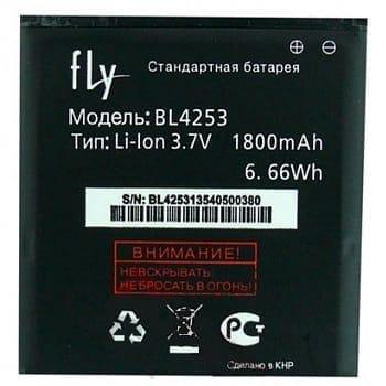 Аккумулятор Fly iQ443