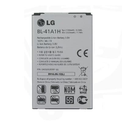 Аккумулятор LG D390