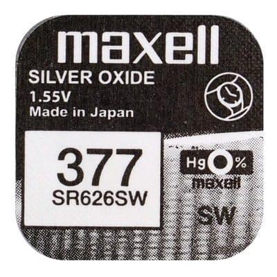 Эл/пит SR-626sw (377) Maxell 11854