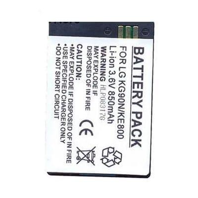 Аккумулятор LG KE800 /Лайт