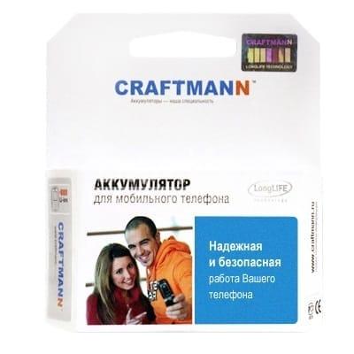 Аккумулятор Fly SX390 /Craftmann