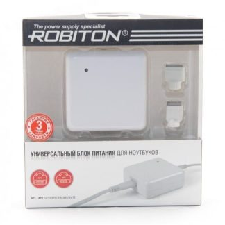 БП ноутбук ROBITON AMS60 60W Macbook (Magsafe1/2) 14060