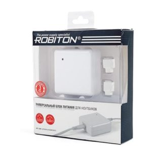 БП ноутбук ROBITON AMS85 85W Macbook (Magsafe1/2) 14061