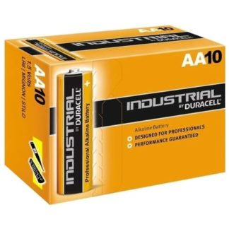 Батарейка AA Duracell Industrial/PROCELL LR6 box10 14479