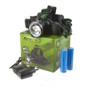 фонарь GARIN LUX HR-5WZ АКБ налобный 16656
