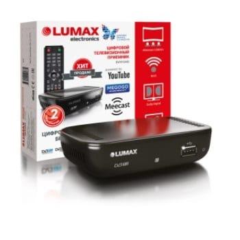 Цифровая приставка LUMAX DV1110HD 16487