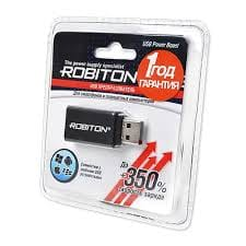 ЗУ USB ускор ROBITON USB Power Boost 12567